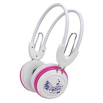 KINYO重低音頭戴式細緻護耳罩式隱藏版耳機麥克風(EM-3627)