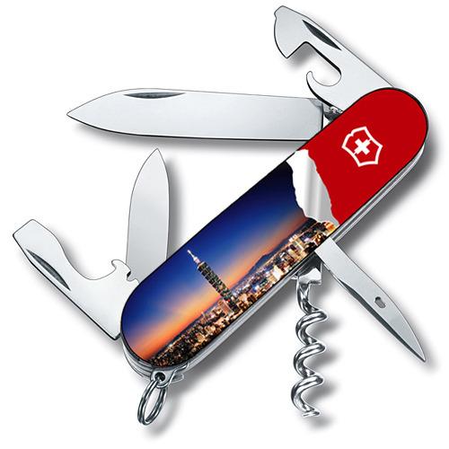 瑞士維氏 Victorinox 台灣之美系列12用瑞士刀