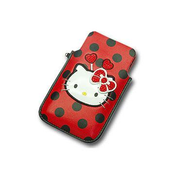 SWAROVSKI KITTY IPHONE手機套