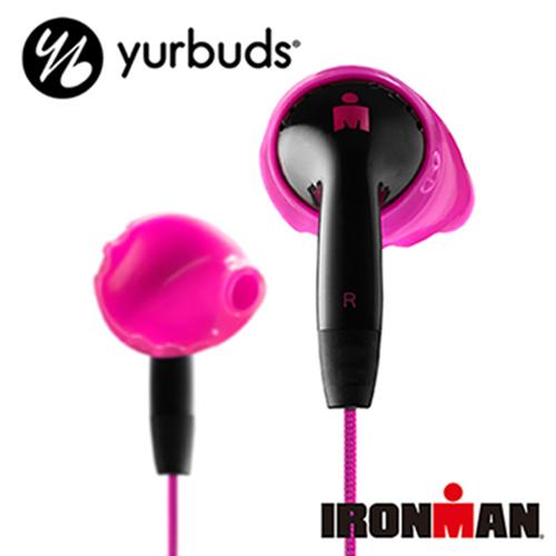 《Yurbuds》Inspire Duro 運動型入耳式耳機 (黑粉) (AYUR-005)
