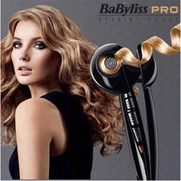 【Babyliss】Pro  Miracurl 魔幻自動捲髮造型器(BAB2665W)