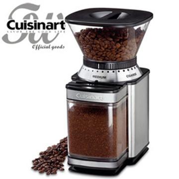 Cuisinart美膳雅 專業咖啡研磨器 (DBM-8TW)