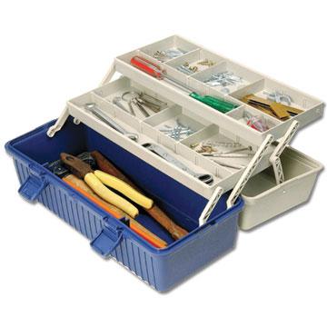 三層多功能工具箱