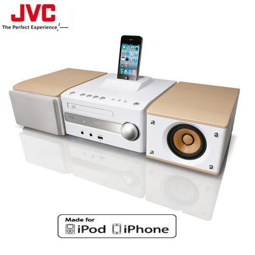 【JVC】木質振膜音響 EX-S1M