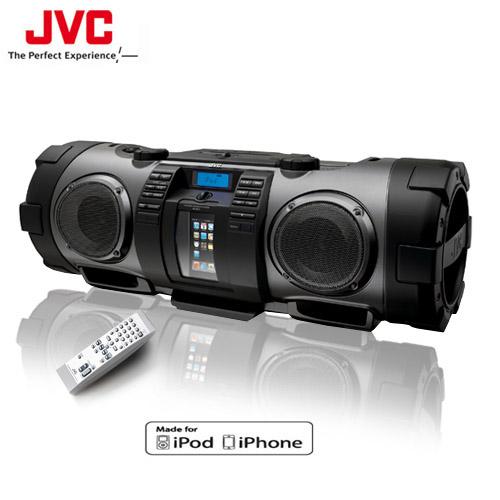 【JVC】加農砲行動音響系統(RV-NB70)