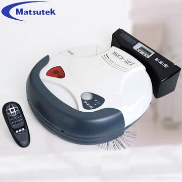 Matsutek 趴趴走自走式智慧型自動充電吸塵器RV-13