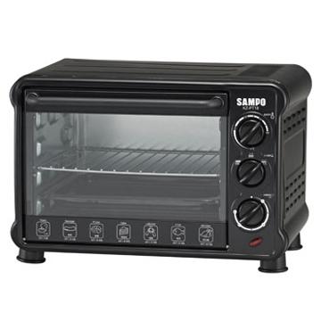 聲寶18L電烤箱 KZ-PT18