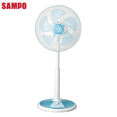 【SAMPO聲寶】14吋星鑽定時風扇SK-FL14T