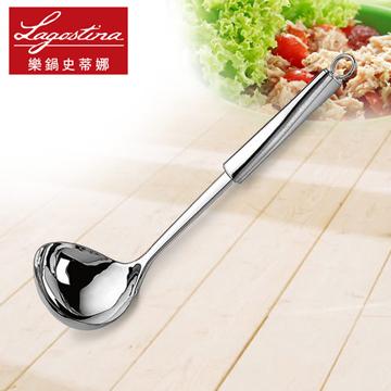 樂鍋史蒂娜 Kitchen Tools 不鏽鋼圓湯勺