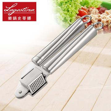 樂鍋史蒂娜 Kitchen Tools 不鏽鋼壓蒜器