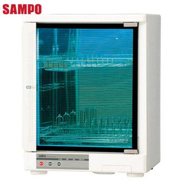 【SAMPO聲寶】個人專用多功能紫外線消毒殺菌機KB-GA30U