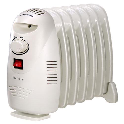 《歌林》輕巧7葉片恆溫電暖器KFH-HC07