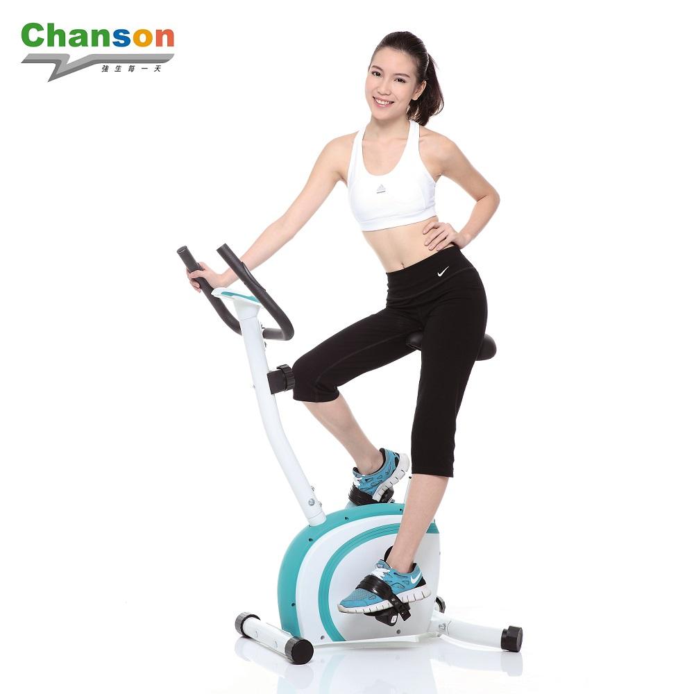 【CHANSON強生】立式健身車CS-908U