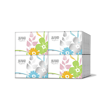 五月花袖珍包面紙(1袋/36包)