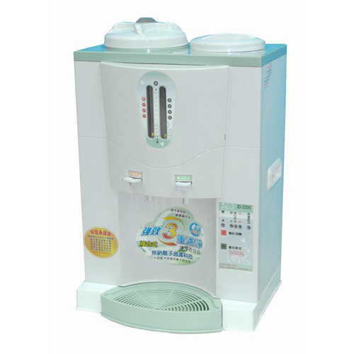晶工牌 節能溫熱全自動開飲機 JD-3200