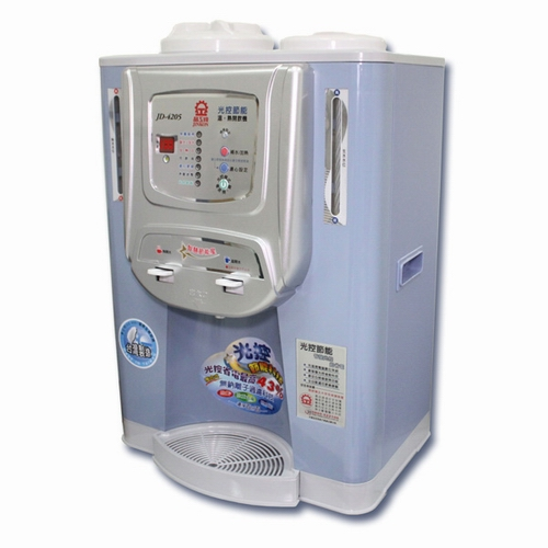 晶工牌 光控全自動溫熱開飲機 JD-4205