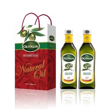 Olitalia奧利塔純橄欖油禮盒組(500mlx2瓶)