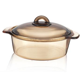 法國樂美雅超耐熱透明鍋2.25L
