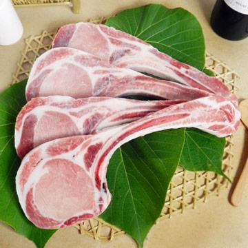 《好神》超級雷神戰斧豬排4片包(每片厚切約1cm) (210g±10%,1片/包)