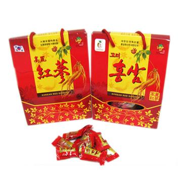 金蔘-紅蔘糖(400g)