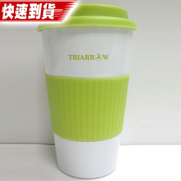 【三箭牌】經典不鏽鋼環保杯 MICF-500WG(綠色)