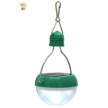 月陽太陽能充電7LED光控緊急照明燈工作燈露營燈(N300)