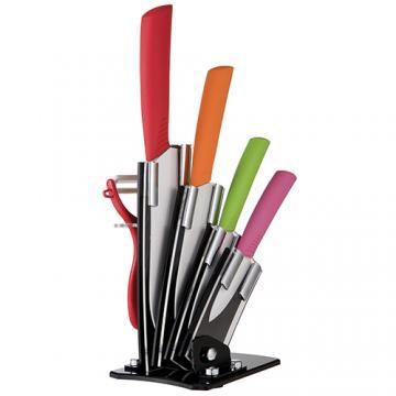 極致工藝6件式陶瓷刀組