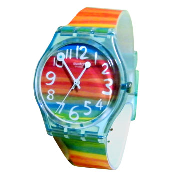 Swatch Color 手錶