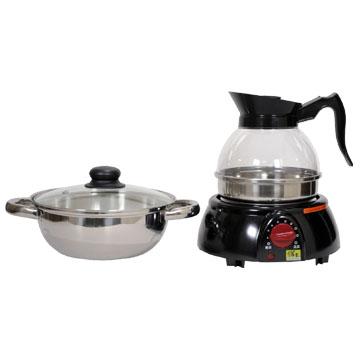 鍋寶料理雙享爐KT-1815C