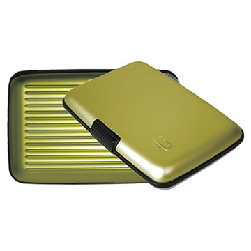 法國OGON時尚信用卡收納盒(萊姆綠)