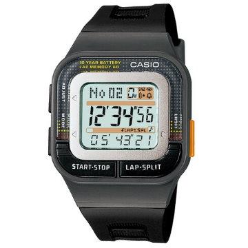 CASIO‧10年電力慢跑數位運動風錶SDB-100-1A