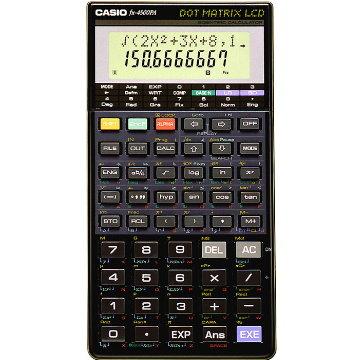 CASIO卡西歐 程式編輯專用工程計算機FX-4500PA