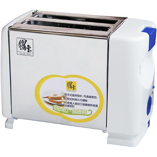 鍋寶 不鏽鋼烤麵包機 OV-6280(A)