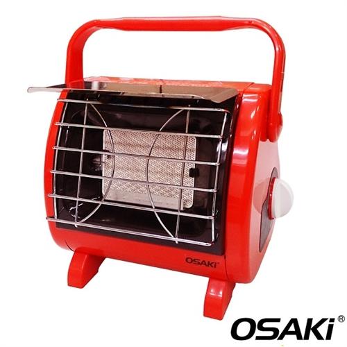 OSAKI 可攜式瓦斯 紅外線陶瓷電暖器 SGH-200