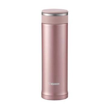 象印0. 48L可分解杯蓋不鏽鋼真空保溫杯 SM-JA48(粉色)