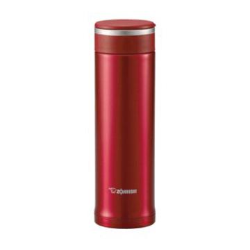 象印 0.48L可分解杯蓋不鏽鋼真空保溫杯 SM-JA48(紅色)