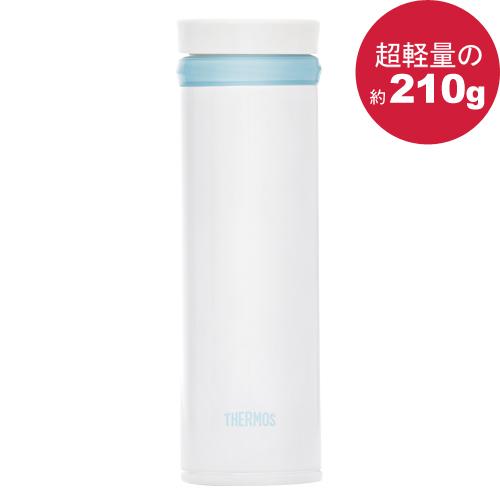 THERMOS 膳魔師極輕量真空保溫杯500ml-珍珠白色【JNO-500】
