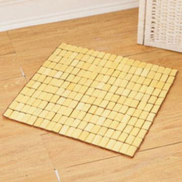 床之戀 天然系透氣竹坐墊-單人45x45cm(MG0143S)