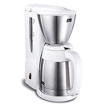 德國Melitta美利塔 AROMA THERM第2代美式咖啡機-白色