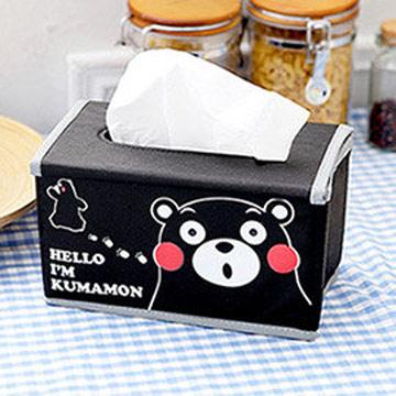 Kumamon酷MA萌 面紙盒/面紙收納盒