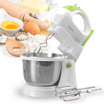 大賀 手持/立式兩用食物攪拌器麵糰攪拌機(TM-6108)