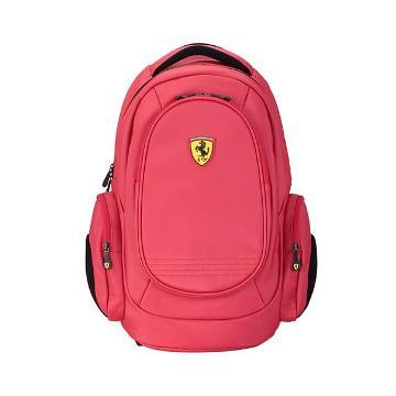 TF015A-R義大利 超跑 法拉利 筆電背包-紅