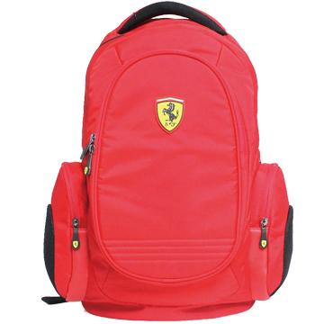 TF015B-R義大利超跑法拉利背包-紅
