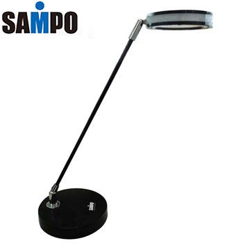 SAMPO LED飛碟造型檯燈 LH-U1205EL