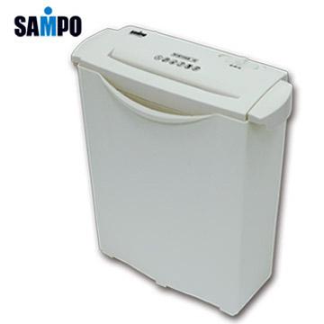 SAMPO聲寶 多功能碎紙機 (CB-U1005SL)灰色