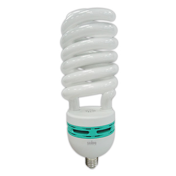 SAMPO 75W螺旋省電燈泡-黃光 LB-U75SL