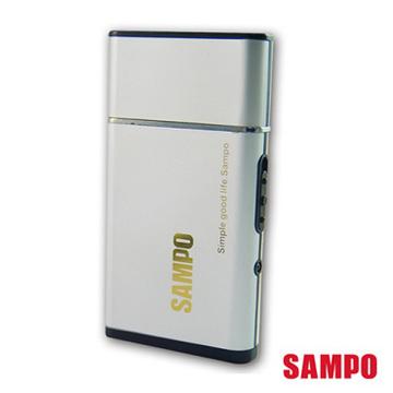SAMPO 超薄充電式刮鬍刀 EA-Z1109L(K)