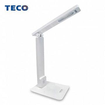 TECO 東元時尚靚白造型LED檯燈 XYFDL040
