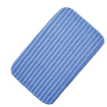 大雷神拖把-方型除塵布(無連接布盤)-毛髮除塵專用-藍色 1入(適用好神拖)