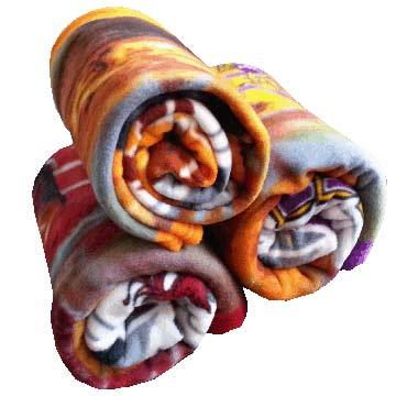 [ITALY Redbean] 4*5尺多用途刷毛絨四季毯 / 冷氣毯 / 保暖毯